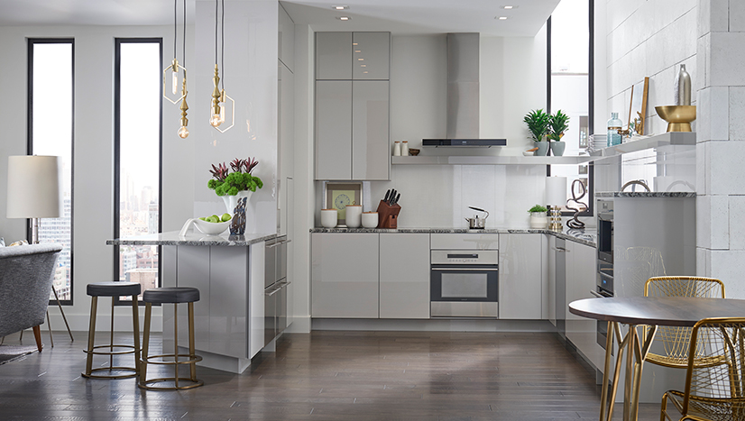 Cocina ItalianDesign Europa Cabinetry